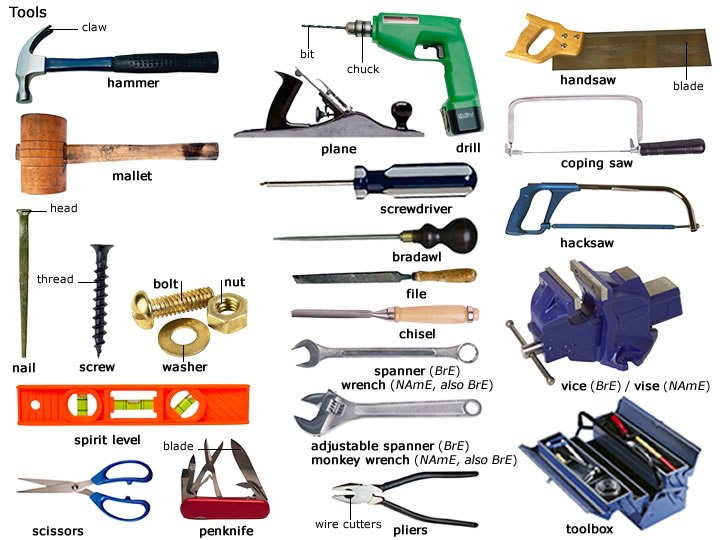 Скачать звук строительных инструментов